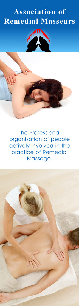 Association of Remedial Masseurs