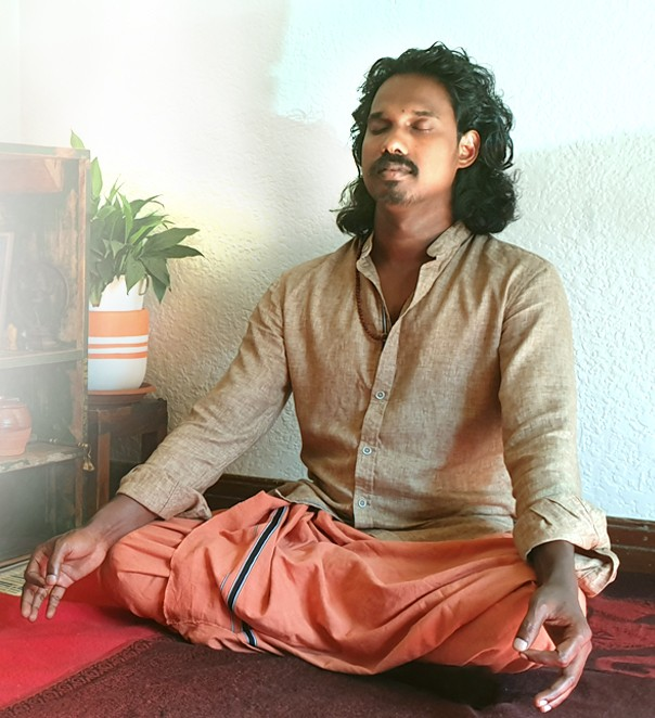Click for more details about ATHARVANIC KRIYA YOGA