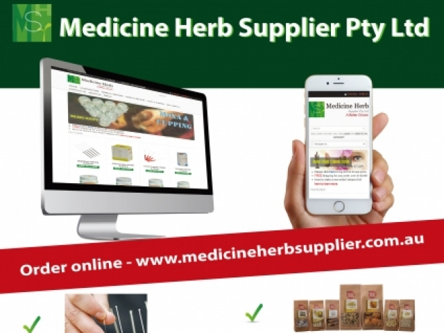 Click for more details about Medicine Herb Supplier Pty Ltd