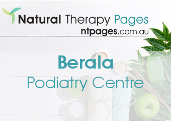 Click for more details about Berala Podiatry Centre