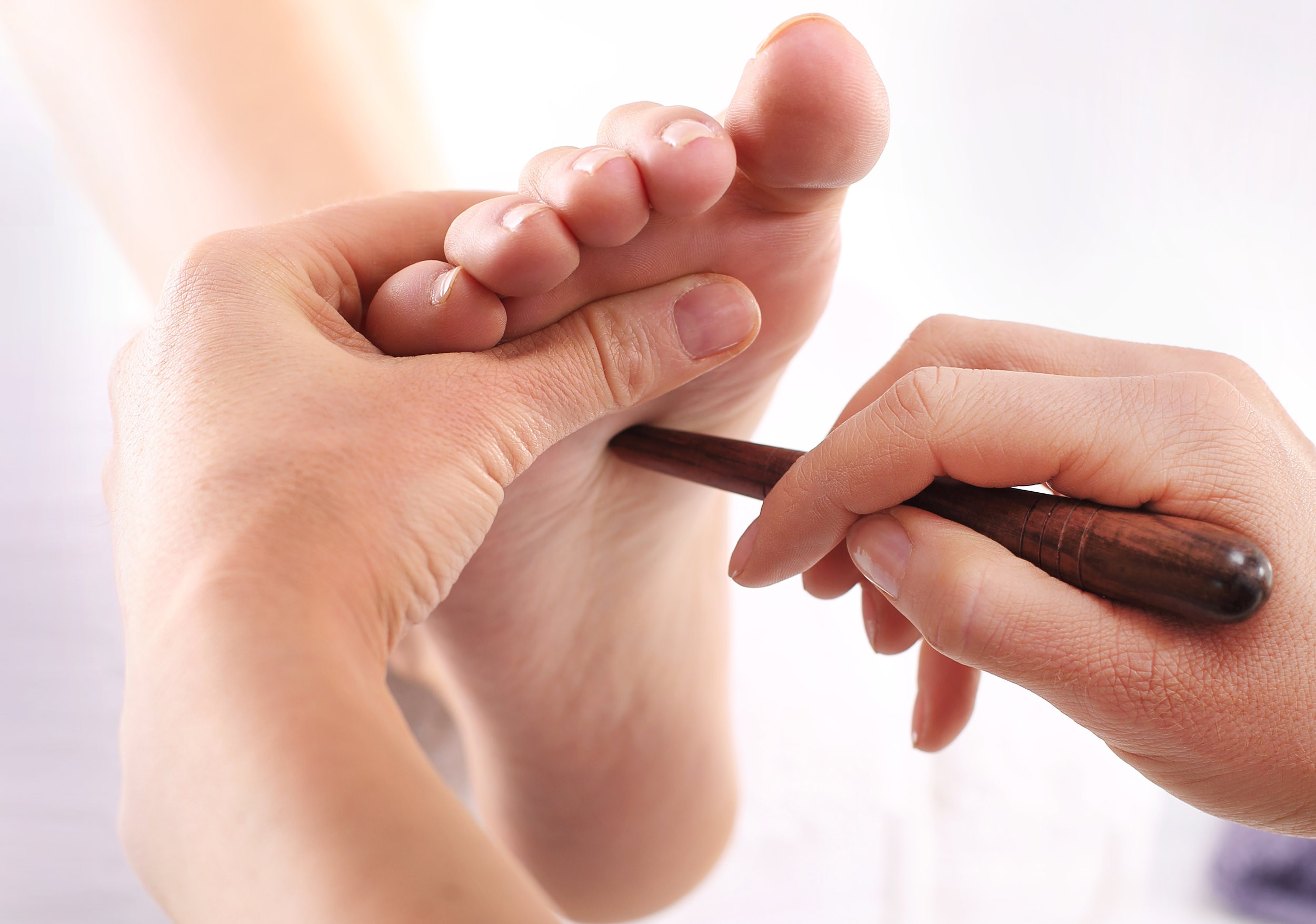Click for more details about Toe to Heel Reflexology