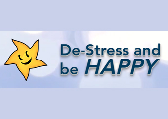 Click for more details about De-Stress and be HAPPY - Past Life Regression
